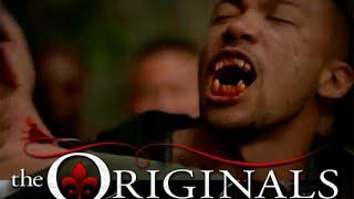 Os Originais 3ª temporada episódio 22 - Marcel morde Kol e Elijah