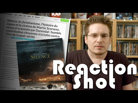 Reaction Shot #3 - Silence : Réponse à l'article SensCritique