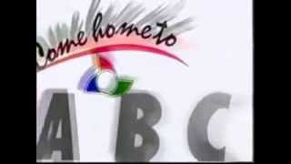 ABC 5 Station ID 1992; 2001-2004