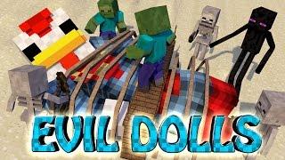 Minecraft | TINY PETS MOD Showcase! (Clay Dolls, Living Dolls, Minions)
