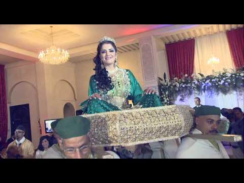 Sana Mouziane Mariage Marocain Moroccan Wedding سناء موزيان حفل زفاف مغربي