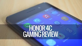 Huawei Honor 4C Gaming Review | Techniqued