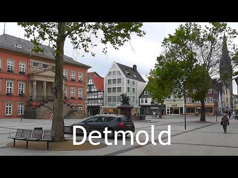 watch GERMANY: Detmold, city of culture [HD]