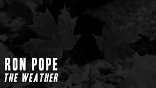 Ron Pope - The Weather (Official Lyric Video)
