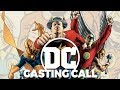 Download Video Download Who Should Play the Justice Society of America in the DCEU? 3GP MP4 FLV