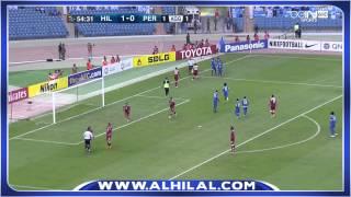 ملخص مباراة الهلال وبيروزي الإيراني 3-0 بصوت المعلق فهد العتيبي - دوري أبطال اسيا إياب د16