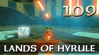 [109] Lands of Hyrule (Let's Play The Legend of Zelda: Breath of the Wild [Nintendo Switch] w/ GaLm)