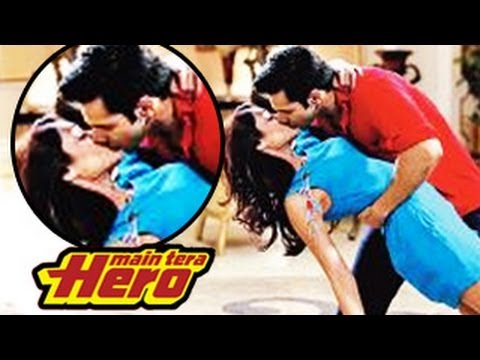 Varun Dhawan's Hot KISS ONSCREEN with Ileana D'Cruz | Mein Tera Hero