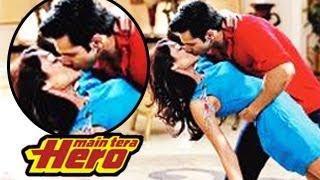 Varun Dhawan's Hot KISS ONSCREEN with Ileana D'Cruz   Mein Tera Hero