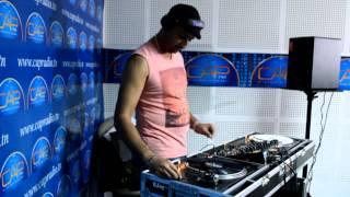 Dj Saber @ Cap Fm Radio (Vinyls Set Live)