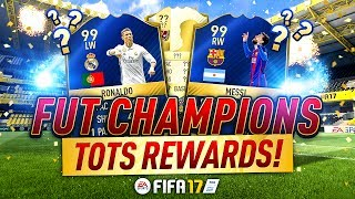 BEST EVER PACK ON FIFA 17!! 99 RONALDO!! 3x 92+ TOTS PLAYERS!?