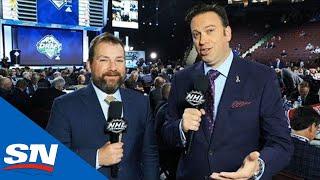 Day 2 Of NHL Draft Kicks Off With P.K. Subban, Patrick Marleau Trades