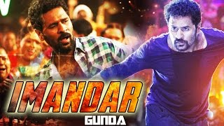 Imaandar Gunda (2016) HD - South Dubbed Hindi Movies 2016 Full Movie | Prabhu Deva