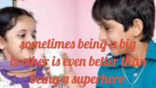 Ek Veer ki Ardaas Veera Title Song %28 sister %2B brother%29