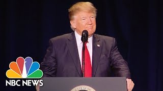 Watch Live: Trump Announces Afghanistan Strategy