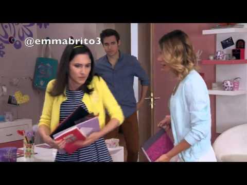 Violetta 3 León busca a Violetta para pedirle perdón 03x56 57
