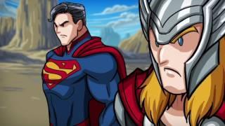 Goffu vs SuperThor Trailer  Vote The Winner!