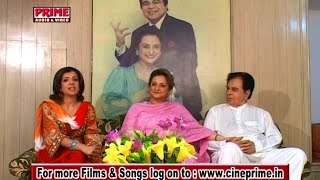 Ek Mulaquaat Star Ke Saath with Dilip Kumar & Saira Banu (Actor)