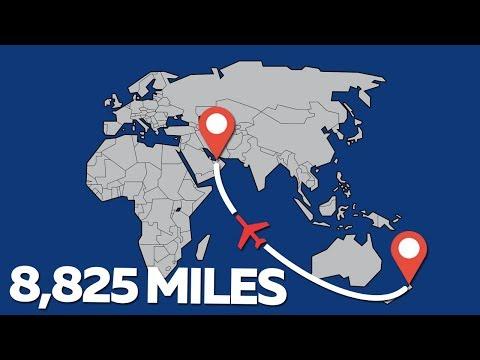 5 Longest Flights in the World