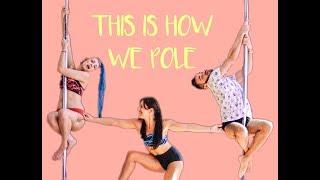 Δοκιμάζουμε Pole Dancing | The Carrot Tards