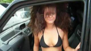 Bass And Boobs + Skirt Trick & Can Trick