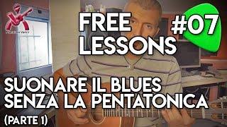 suonare il blues senza la pentatonica   toni guida e scala misolidia   part I