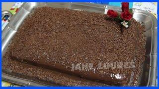 BOLO CHOCOLATE FACIL E RAPIDO DE LIQUIDIFICADOR (SEM EDITAR)