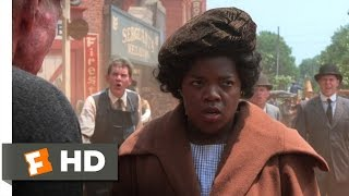 The Color Purple (3/6) Movie CLIP - Hell No (1985) HD