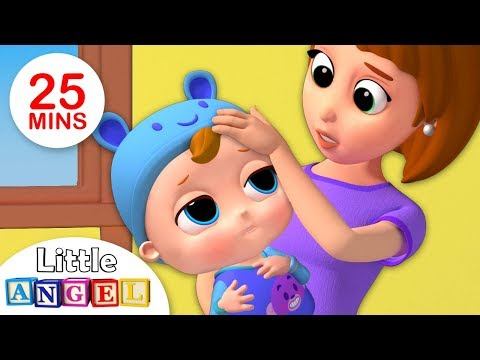 Xxx Mp4 Baby Got Sick Sick Song More Kids Songs Nursery Rhymes By Little Angel 3gp Sex