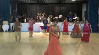 The Parmar Family - Bollywood Sangeet Dance Performance