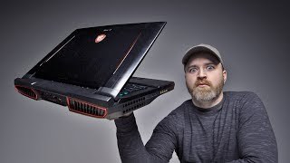 The Most Insane Gaming Laptop