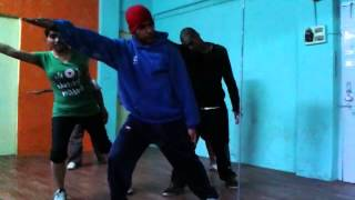 harry'z lyrical dance on  phir mohabat....25-1-2012.mp4
