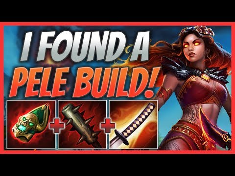 Xxx Mp4 Pele Is Incredible Might Be My New Favorite God SMITE Conquest Pele Jungle 3gp Sex
