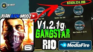 🔥Saiu!!▶ Gangstar Rio - City Of Saints V1.2.1g Hack - Dinheiro Infinito - No root 2019{Mediafire}