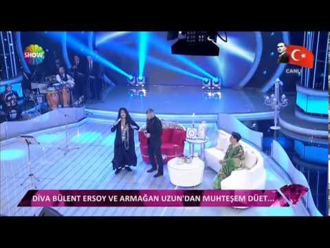 DIVA¸. Bülent Ersoy Show Işın Karaca & Armağan Uzun 10.11.2013
