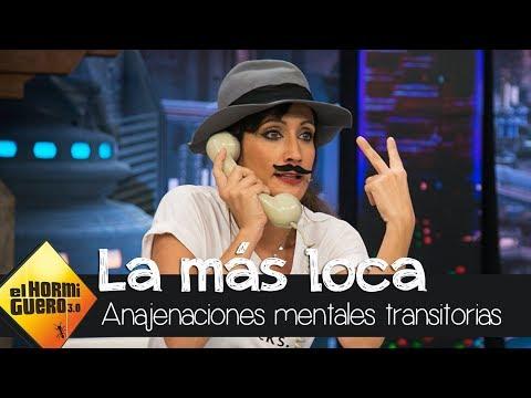 La interpretación más loca de Ana Morgade - El Hormiguero 3.0