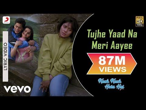 Xxx Mp4 Tujhe Yaad Na Meri Aayee Lyric Kuch Kuch Hota Hai Kajol Shah Rukh Khan 3gp Sex