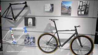 Colnago Booth at Interbike 2016 - Road Bike Action Magazine