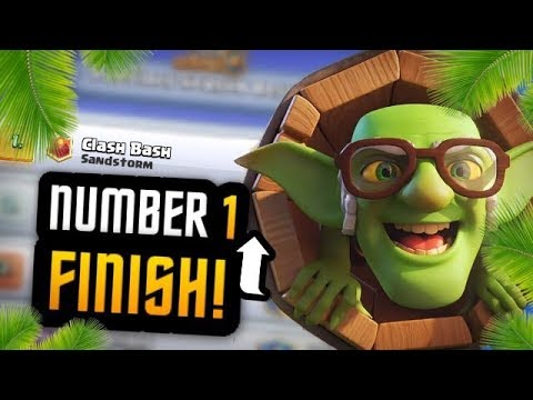#1 PLAYER IN THE WORLD Shares NEXT LEVEL BAIT DECK Gameplay + Tips in Clash Royale