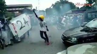 Eighteen arrested after 'Geng 24' videos at Klang school go viral