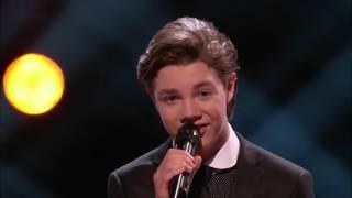 The Voice 2015 Knockout   Braiden Sunshine  Feeling Good