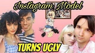 Instagram Model Turns UGLY?! || Cyr, Dasha, Edwin and Mina Drama Summary
