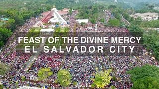 Feast of the Divine Mercy El Salvador City 4K