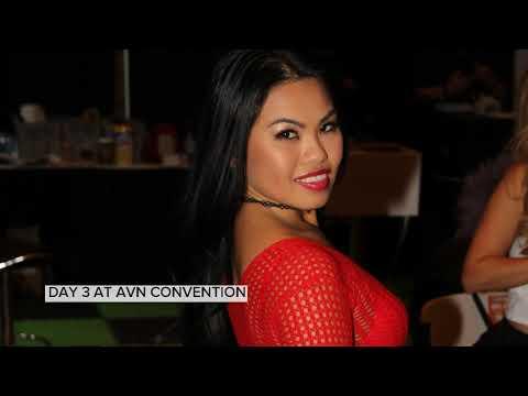 Cindy Starfall's 2018 AVN convention photos
