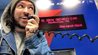 CANCELLED MY FLIGHT ❌
