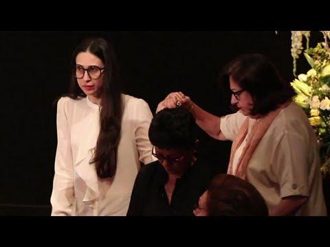 Xxx Mp4 Emotional Karishma Kapoor At Shashi Kapoor S Prayer Meet 3gp Sex