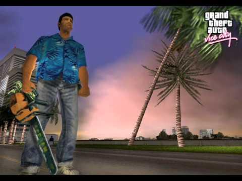 Grand Theft Auto Vice City OST - Video killed the radio star