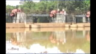 INDIAN IRRIGATION. Neerakatte dam at Bandaru Otecharu. Directed by Kumaresh kaniyooru (HD)