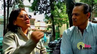 """RadioAMLO  Conversamos Con Maria De Lourdes Díaz Cruz """"LULA"""", AL STPRM SECRETARIA NACIONAL 👊"""