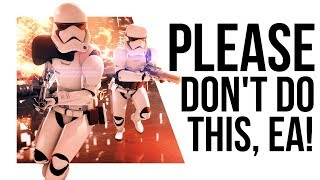 Star Wars Battlefront II has THE WORST kind of MICROTRANSACTIONS!